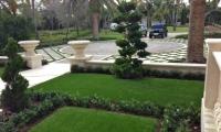 Courtyard Grass Pavers