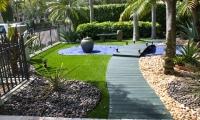 Broward Synthetic Turf Grass Installation