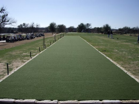Synthetic Turf Grass for Driving Ranges