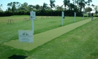 Artificial Turf Grass for Golf Tee Lines