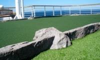 Cruise Ship Synthetic Grass Mini Golf Courses