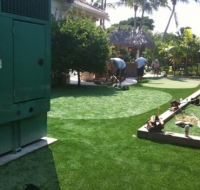 installation golf green 1
