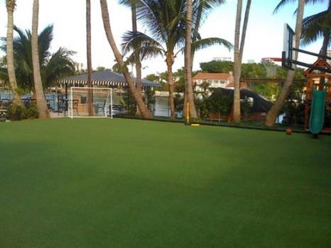 grass-court