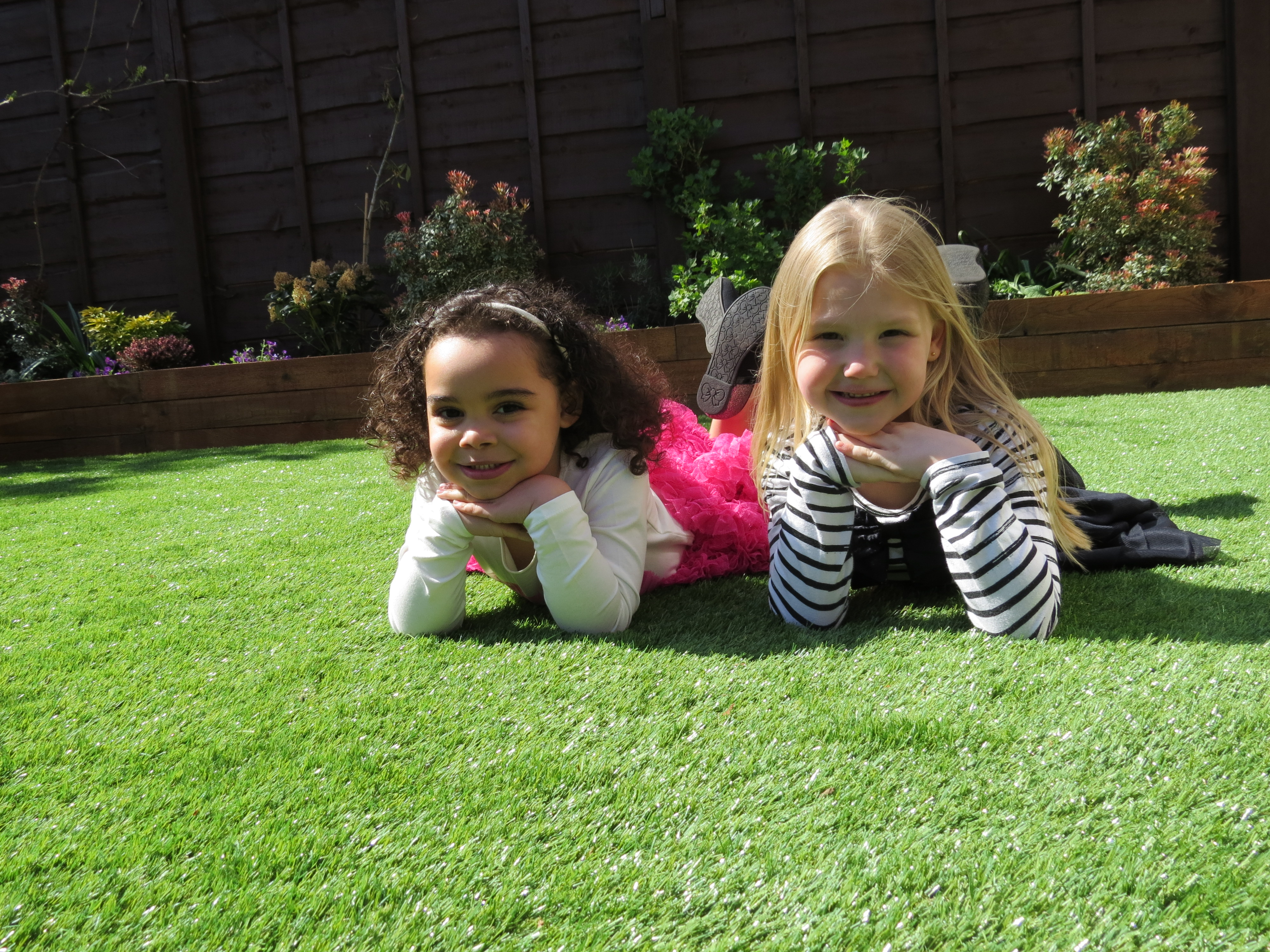 is artificial grass in orlando the best grass for children?