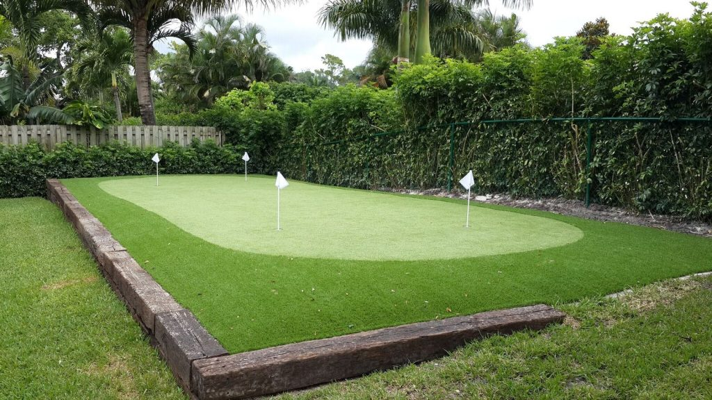 What can I used synthetic lawns in west palm beach for?