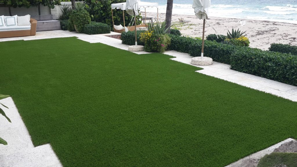 what is artificial grass miami?