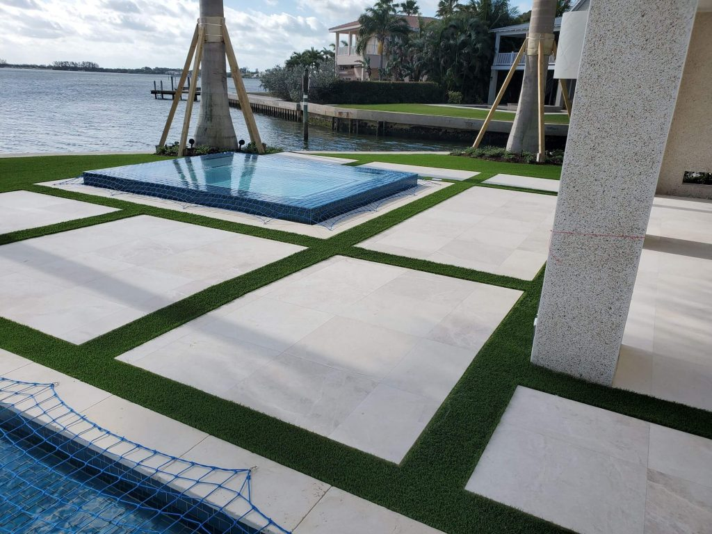 where can i find artificial turf in fort lauderdale?