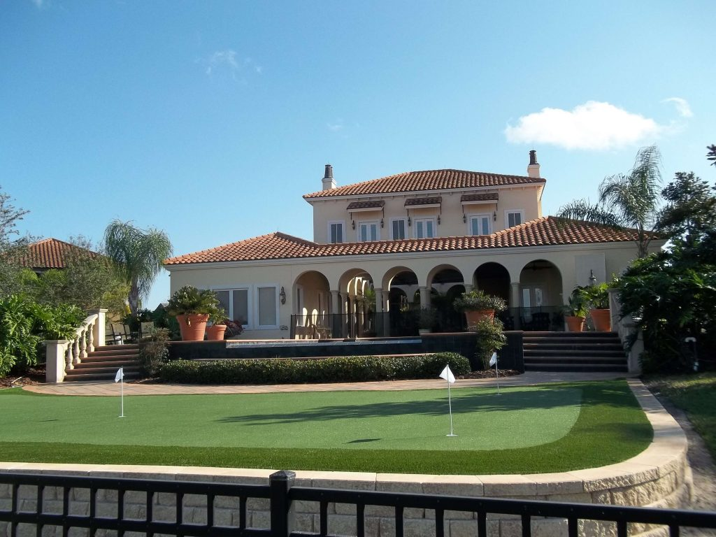 Synthetic Lawns Miami